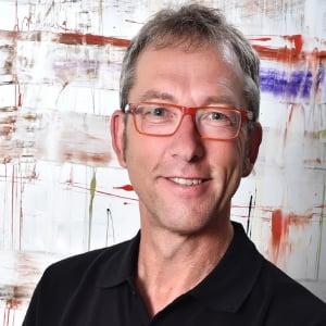 Portrait von Bernd Fröhlich