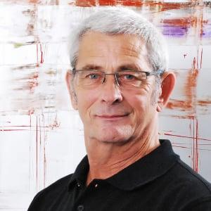 Portrait von Louis Jongen