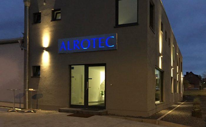 Neueröffnung in Aachen